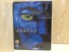 Avatar Blu Ray Steelbook New & Sealed