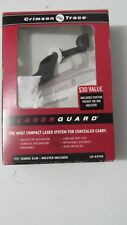 New Crimson Trace Laserguard Lg447 Lg447H Laser Sight Taurus Slim Pocket Holster