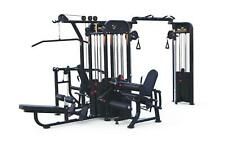 Muscle D Compact – 5 Stack Multi Jungle Gym   Commercial Gym Equipment