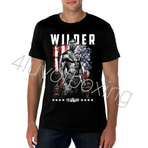 Deontay Wilder 4LUVofBOXING tee new Boxing apparel Bomb Squad Bronze Bomber