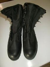 Belleville Men's Boots Black Steel Toe Size 14.5 Military Issue PT99 New