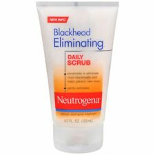 Neutrogena Blackhead Eliminating Daily Scrub - 4.2 Oz (3 Packs)