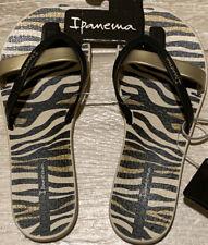 Ipanema Animal Print Sandals \u0026 Flip