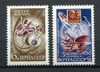 29478) Russia 1973 MNH New Cosmonauts' Day - 2v