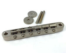 Gotoh Aged Nickel/Relic ABR-1 Style TOM Bridge for Gibson® Guitar GB-2541-007
