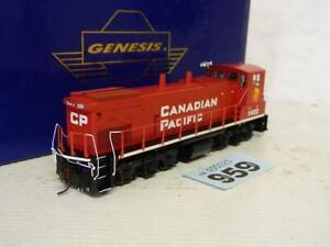 Athearn Genesis HO Canadian Pacific MP15-AC Diesel Loco 1422 Box G66111 DCC