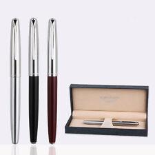 Hero 100  Fountain Pen 14K Gold Fine Nib Plastic Barrel Without Box