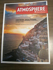 Meridiana Airlines Italy in flight inflight magazine Atmophere Aug Sept 2014