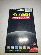Amzer Anti-Glare Screen Protector w/ Cleaning Cloth for Sony Ericsson Xperia Ray