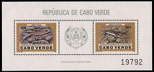 Kap Verde 1986 - Mi-Nr. Block 10 ** - MNH - Reptilien / Reptiles