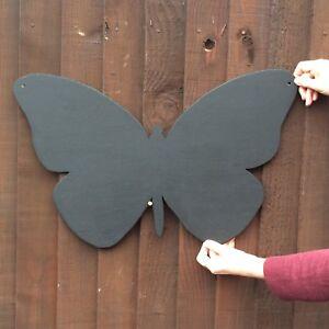 Children's Outdoor Butterfly Chalkboard Garden Handmade  School Nursery