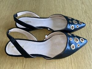 Ladies Size 3.5 (euro 36 ) Next Sandals - Only Tried On (£28 Tag)