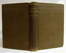 Antique 1884 SEXUAL NEURASTHENIA Medical NERVOUS SEX DISEASE Psychology BEARD