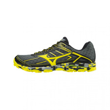 Mizuno Wave Hayate 3 Running Shoes Men's - J1GC177246 Black Yellow