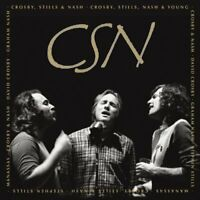 Stills and Nash Crosby - CSN [CD]