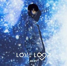 GOT7 Japan 4th Mini Album [LOVE LOOP] Type D (Jinyoung ver.) CD Limited Edition