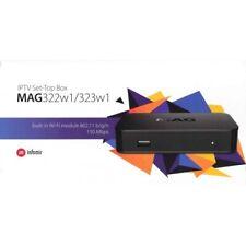Mag 256 Infomir Iptv/Ott-Top EU Power Pin Adapter