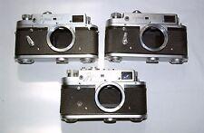 Zorki 4 RF camera USSR KMZ AS IS