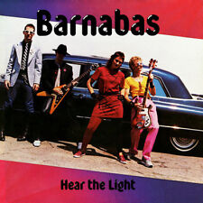 BARNABAS - Hear the Light (NEW*LIM.US WHITE METAL*VIXEN*DANIEL BAND*KANSAS)