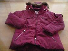 TCM Winterjacke Gr.158/164 pink mit Kapuze kann abegmacht werden