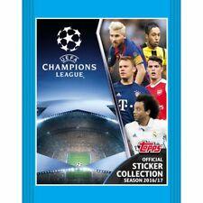 Topps CL 2016 2017 10 Sticker aussuchen choose Champions League 16 17 Panini