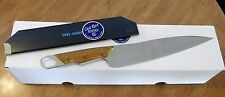 """CHRIS REEVE New Sikayo 9"""" Prototype Kitchen Knife/Knives"""