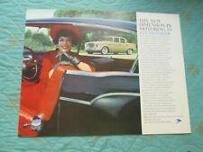 0802s   1959 Studebaker deluxe sales catalog brochure (best version)