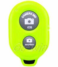 2PCS Green Wireless Bluetooth Camera Remote Control Selftimer Shutter iPhone new