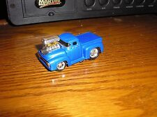 1/64 Funline Muscle Machines Blown Pro Street 1950's Ford F-100 Pick up Truck