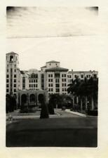 1930s Vintage photo of Hollywood Beach Hotel FLA