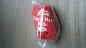 1992 Playskool Potato Head Kids McDonalds Happy Meal Toy - Tulip in Sealed Bag