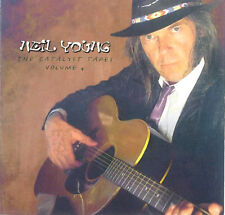 NEIL YOUNG Catalyst Tapes Vol. 4 RARE Limited Live Import CD New Still Sealed!