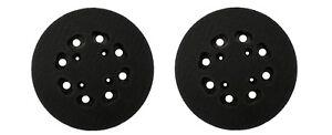 Black and Decker 587295-01 Sander Pad Platen Hook Loop Replacement Part - 2 Pack