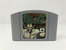 BIO FREAKS  - Nintendo 64 - Game Cart only - good condition