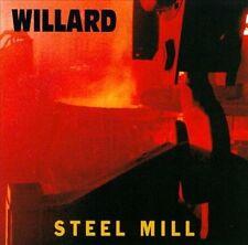 Steel Mill by Willard (Seattle) (CD, 1992, Roadrunner Records) metal