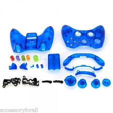Replacement Case Shell & Buttons Kit for Microsoft Xbox 360 Wireless Controller