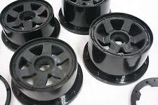 Baja 5T RC Wheel Rims Kit w/ Beack Lock Ring for HPI ROVAN KM Buggy Truck