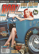 Ol Skool Rodz magazine #82. T & A Special. Grand National Roadster Show.
