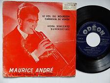 MAURICE ANDRE Orchestre JEAN FAUSTIN Le vol du bourdon SOE 3173