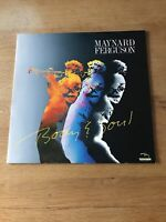 "MAYNARD FERGUSIN-BODY & SOUL-12"" VINYL -LP-BLACKHAWK RECORDS - BKH 50101"