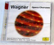 RICHARD WAGNER - OPERA CHORUSES - CD Sigillato