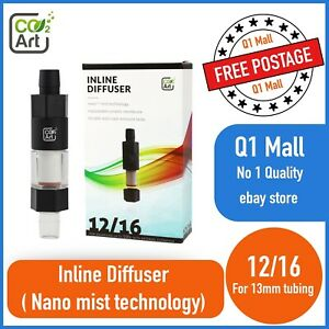 CO2Art - Inline CO2 Atomizer Diffuser System 12/16mm  - Aquarium CO2 Diffuser