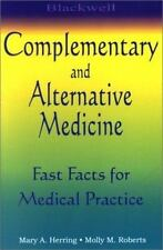 Blackwell Complementary and Alternative Medicine: Fast Facts for Medic-ExLibrary
