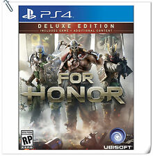 PS4 For Honor ENG / 榮耀戰魂 中英文版 Ubisoft Action Games