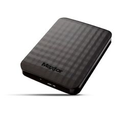 Maxtor By Seagate M3 2TB Mobile External Hard External in Black - USB3.0