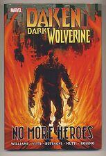 Daken: Dark Wolverine ~ No More Heroes ~ Hardcover ~ New ~ Marvel 2012