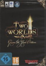 Two Worlds II plus Pirates of Flying Fortress (GOTY 2 PC Games) Game of the Year