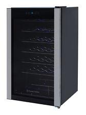 Russell Hobbs 34 Bottle Glass Door Wine Cooler Capacity, RH34WC1