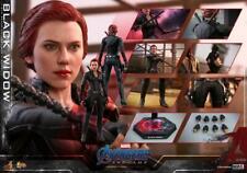 "1/6th Hot Toys MMS533 Avengers 4 The Final Battle Black Widow 12"" Figure Body"