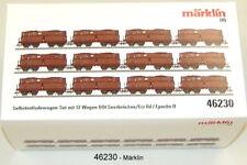 Märklin 46230 Wagon Set Erz IID DRG